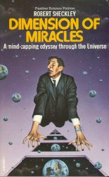 Dimension of Miracles (UK Paperback Edition)