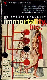 Immortality Inc. (1st Paperback Edition)