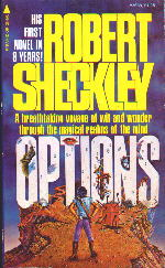 Options (1st Paperback Edition)