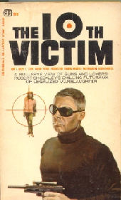 The Tenth Victim (First Paperback Editon)